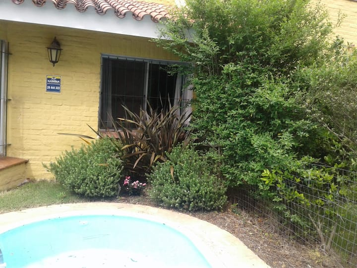Casa piscina climatizada SAN FRANCISCO PIRIÁPOLIS