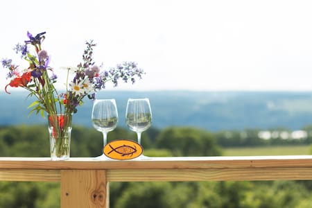 Vista Room in the heart of FLX wine country!