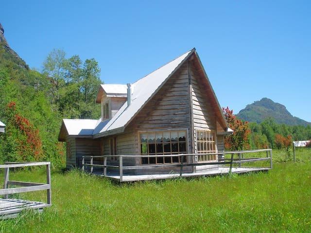 Cabaña Arriendo Llifen - Llifen - Haus