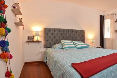 Apu House, minidepartamento amoblado y céntrico. C