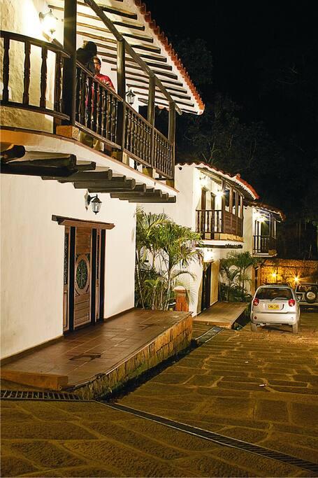 El mejor lugar para su estadía en Barichara Santander