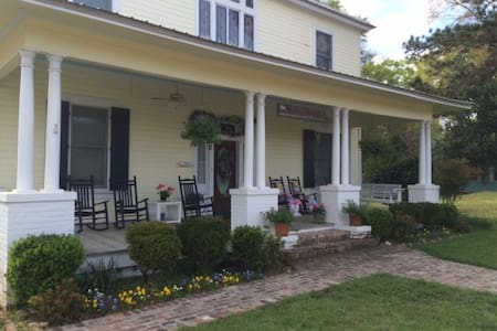 THE BLUEBERRY INN B&B - Poplarville