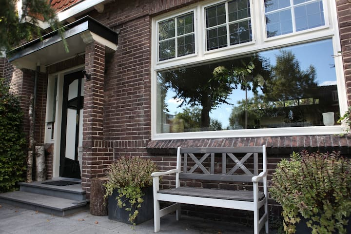 Family house close to Amsterdam, Airport and beach