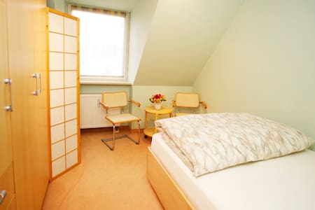 1 Double Room / French Bed - Nürnberg - Bed & Breakfast
