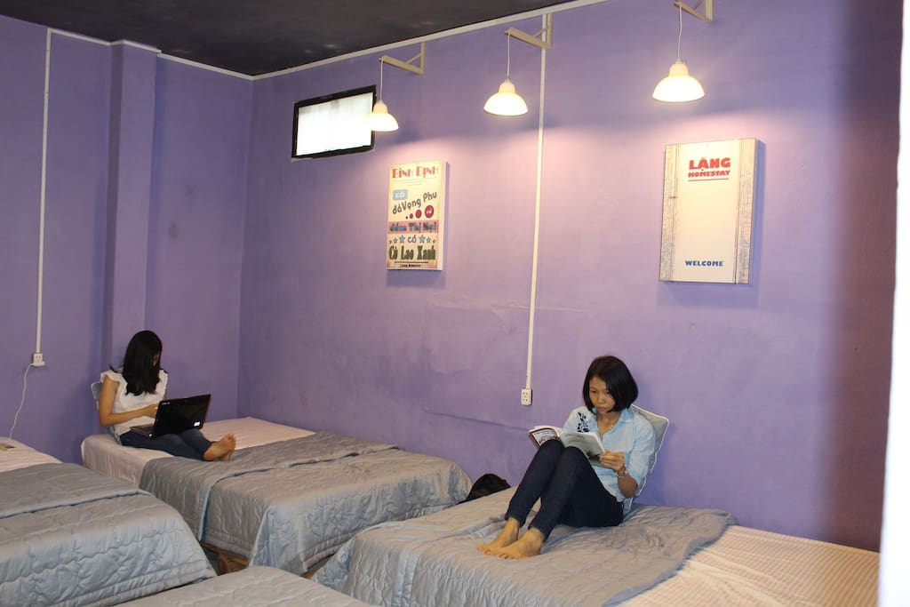 The Purple Dorm