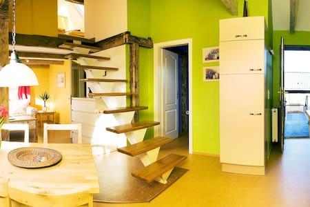 Vogelhaus Rügen nahe Binz u. Sellin - Lancken-Granitz - Apartemen