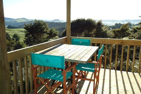 Peaceful Haven With Amazing Views - Maungaturoto - Huis