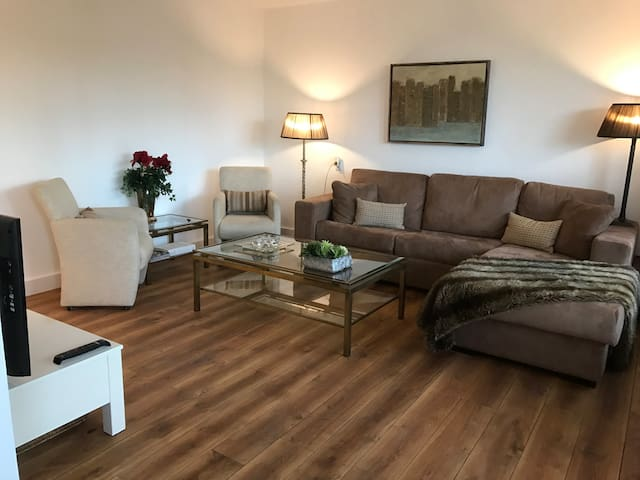 Luxery spacious comfortable apartment. - Amsterdam - Apartment
