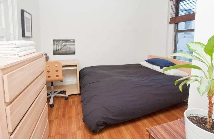 This is the room you will be renting!