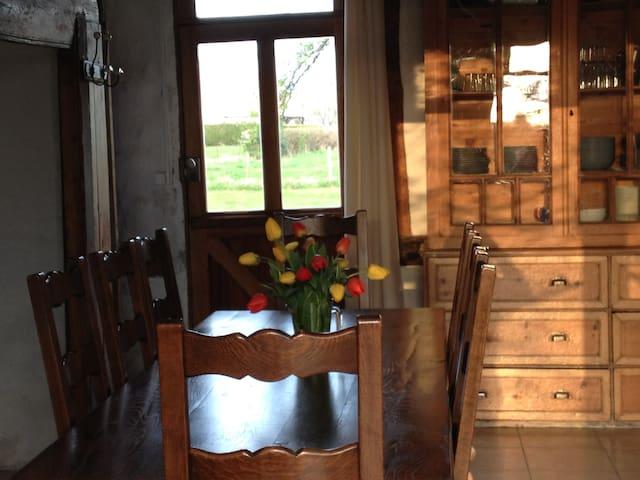 Maison de campagne Baie Somme - Estrées-lès-Crécy - House