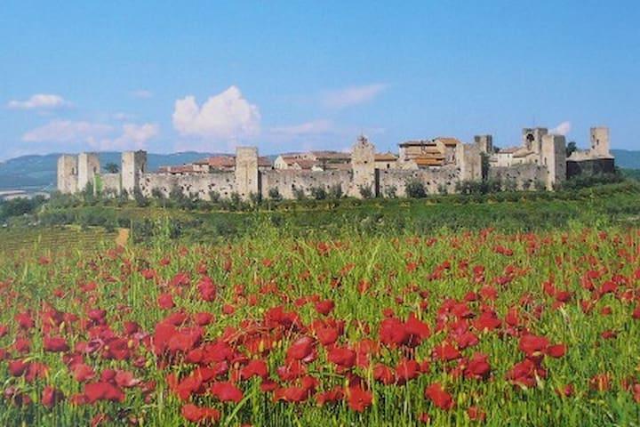 San Gimignano. da visitare nei dintorni