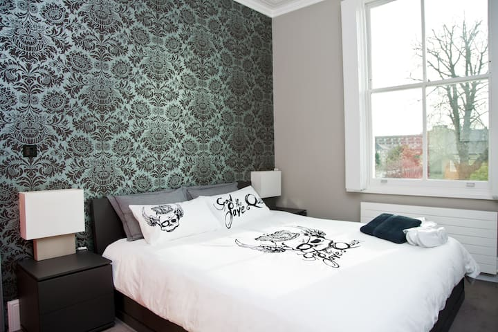 5-star accommodation near Vauxhall  - London - Ház