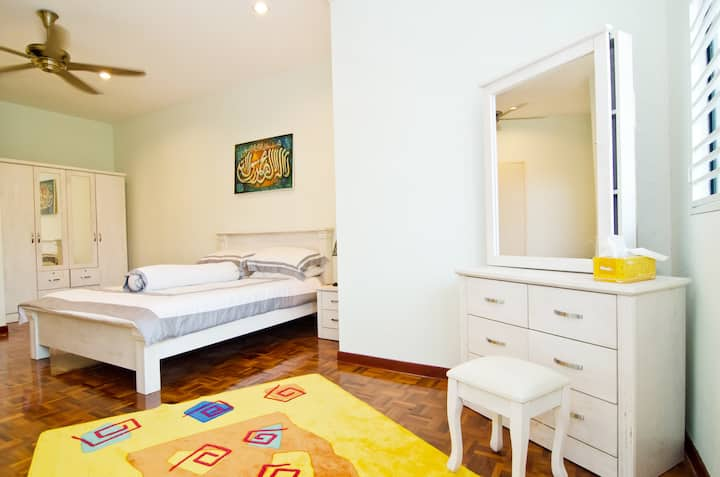 TRANQUIL  HOME  with tour packages.