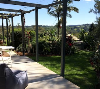 Byron hinterland , one bedroom cottage - Coorabell