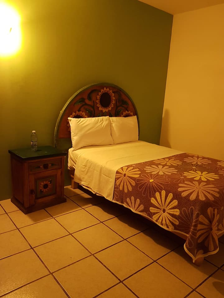 Hotel Meson Matamoros.
