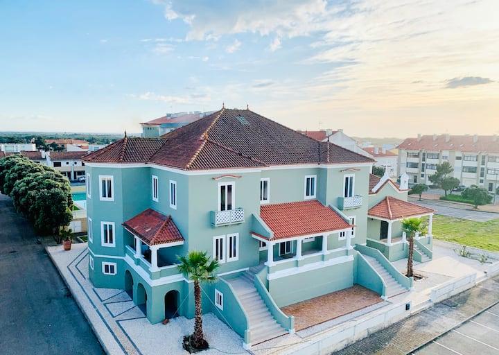Luxury Boutique Vacation Villa