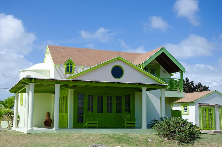 The Green Cottage at The Crane - Rices - Dom
