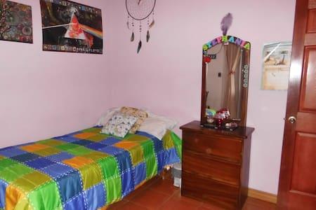 Linda habitación con exóticos espacios verdes!!!! - San José