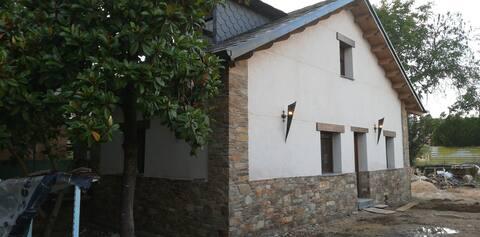 Casa camino de santiago