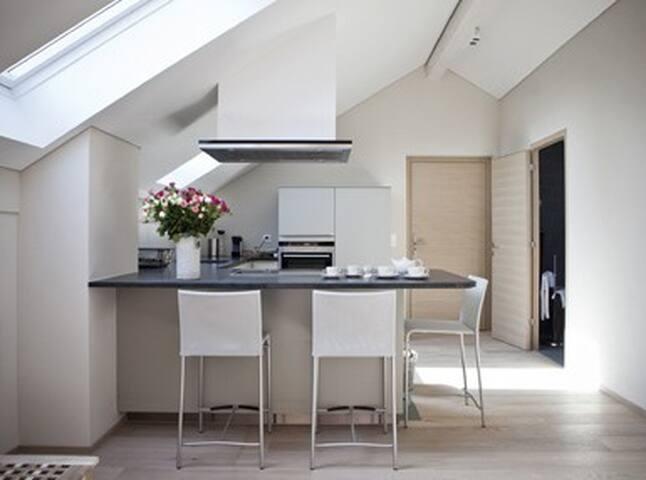 Kitchen loft Serge Gainsbourg