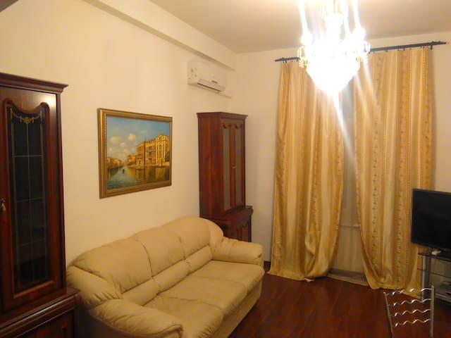 Лакшми 2к Апартаменты Тверская - Moskva - Квартира