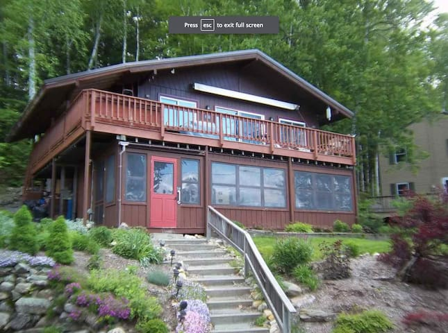 Newfound Lake! Gorgeous Vacation Home, Hebron, NH