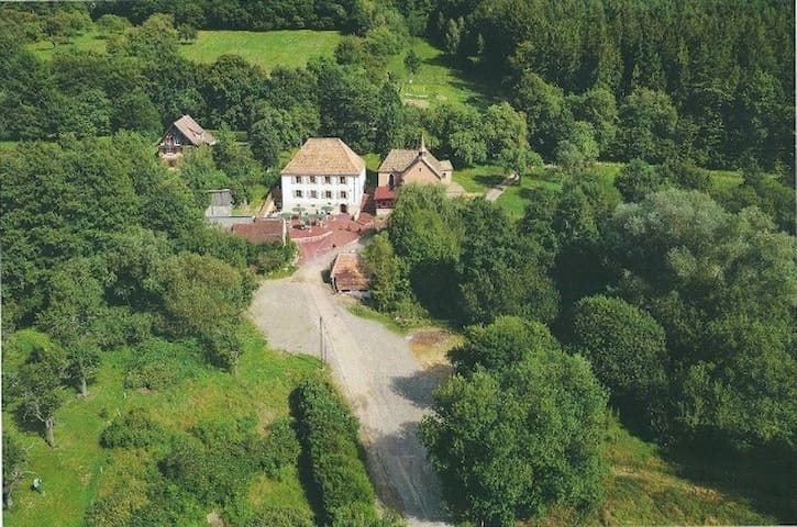 Between the Vosges and Vineyards - Lautenbach - Apartamento