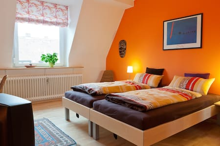 Comfortable and close to the city - Núremberg - Bed & Breakfast