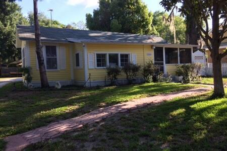 Zen Cottage - Mount Dora - Casa