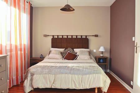 chambre d'hôte ensoleillée