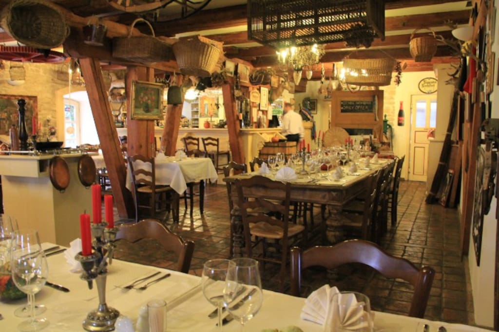 Top quality French restaurant, by the 5 best in Czech Republic