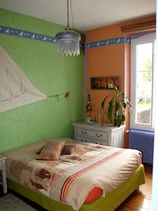 Chambre voyageuse - House