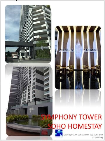 AIA Soho Symphony Tower-city view @ Cheras Selatan