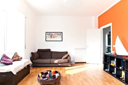 cool & cozy apartment near the sea - Genua - Wohnung