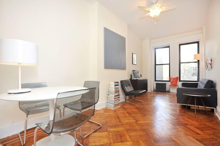 Spacious Manhattan Apartment near Central Park