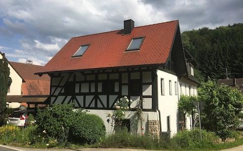 Idyllisches Haus im NürnbergerLand