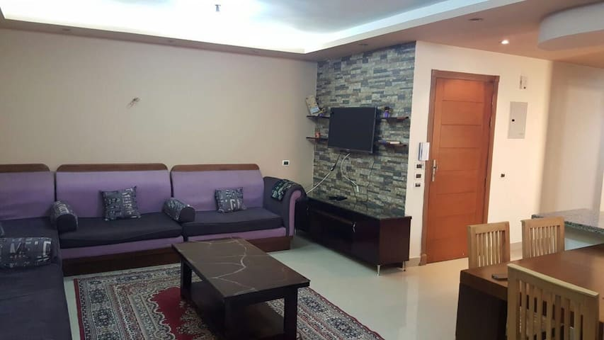 Cairo cosy apartment !! - Nasr city - Departamento