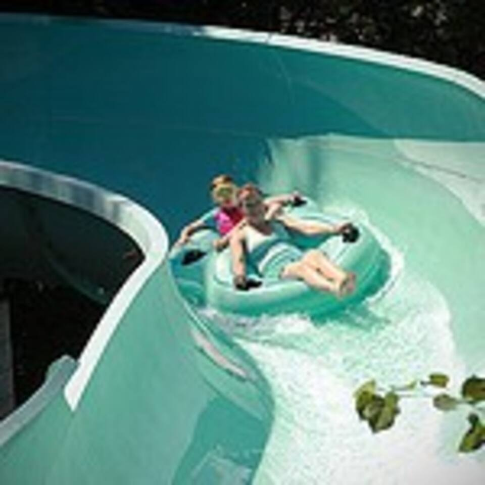 Attitash Water Slide at the Park