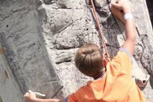 Attitash Rock Climbing Wall