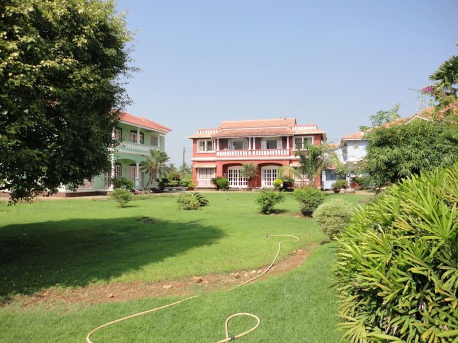Magnifique Villa A Louer Sur La Plage Inde