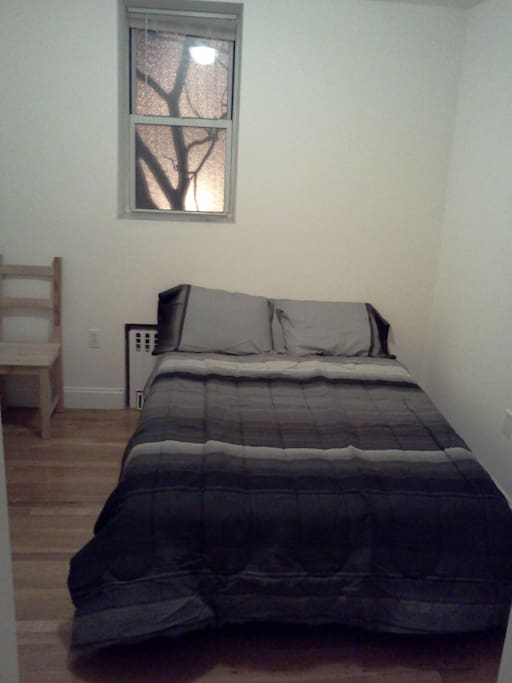 1 room in a 2 bedroom apartment