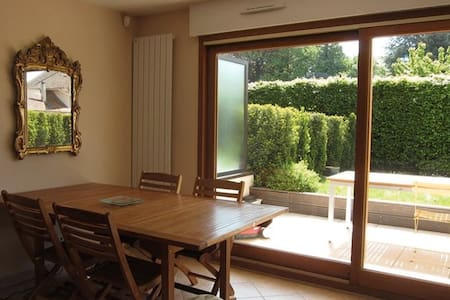 Appartement de 72 m2 avec jardin - Menthon-Saint-Bernard