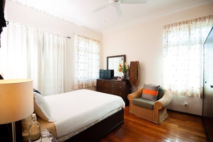 Suite Double Jawadene KLIA KLIA2 - Sepang - Bed & Breakfast