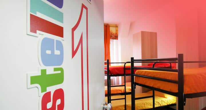 Milan Hostel (Male Only)