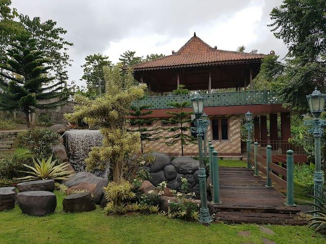 Villa Paddy Puncak - bogor