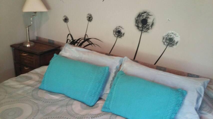 Preciosa Habitación Familiar, 2 ambientes Piscina! - Lujan de Cuyo - Bed & Breakfast