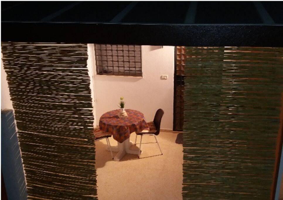 La Terrasse le soir entre chaleur d'été tunisien et brise rafraîchissante