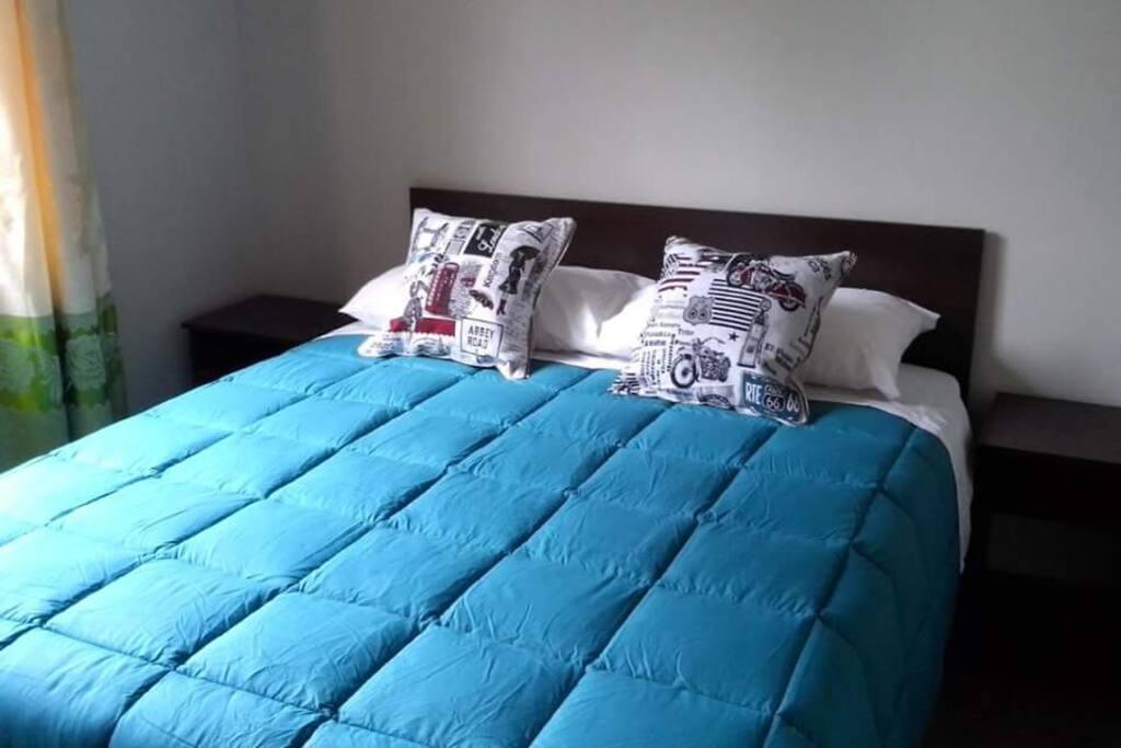 Nuestras camas son lo mejor de nuestra casa ya que sabemos que lo mas importante es un buen descanso