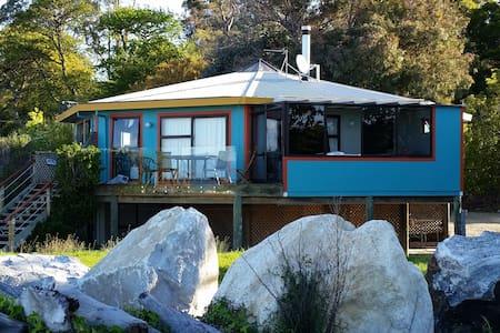 Absolute Beachfront Ruby Bay/Mapua - Ruby Bay - Casa