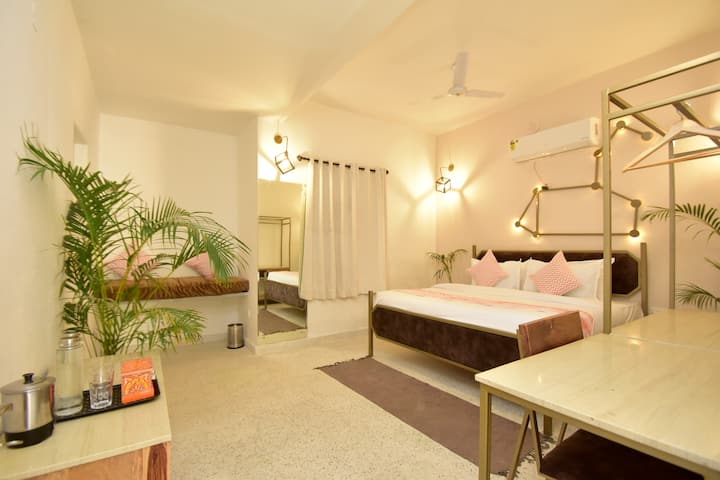 Magha Junior Suite at Nakshatra - A Boutique Hotel